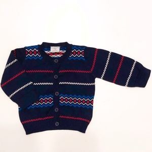 Other - EUC POLARNO PYRET SWEATER SIZE  4-6 MONTHS